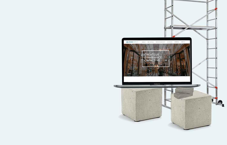 création site sur-mesure Nice Monaco