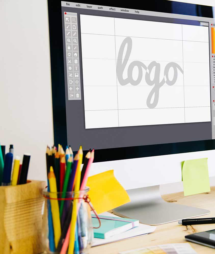 agence communication nice monaco logo support print identité visuelle