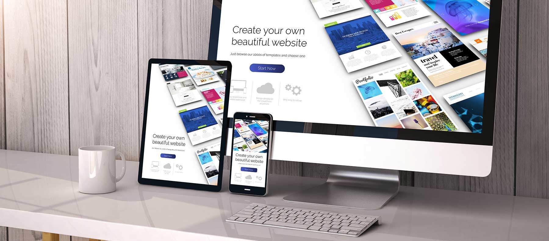 création site internet design Monaco Nice
