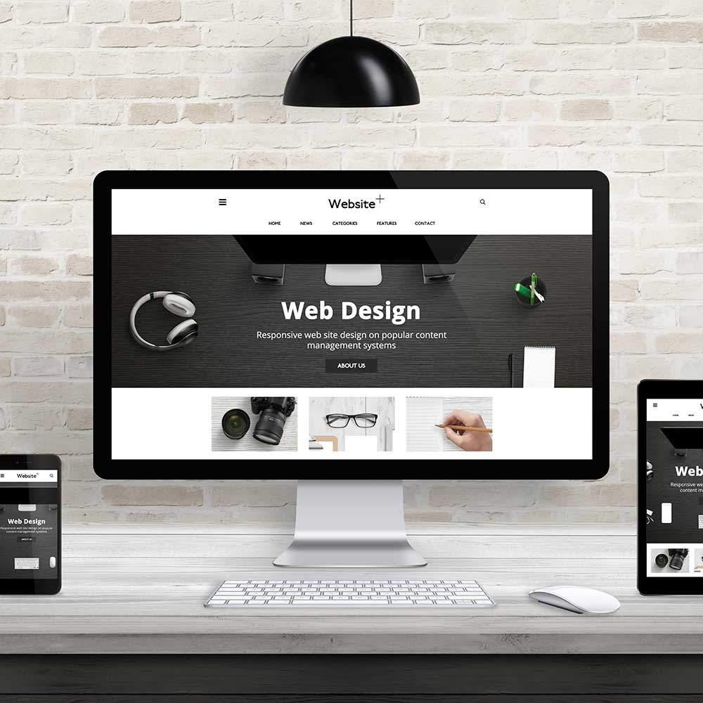 Création site internet responsive à Nice et Monaco. Agence web design