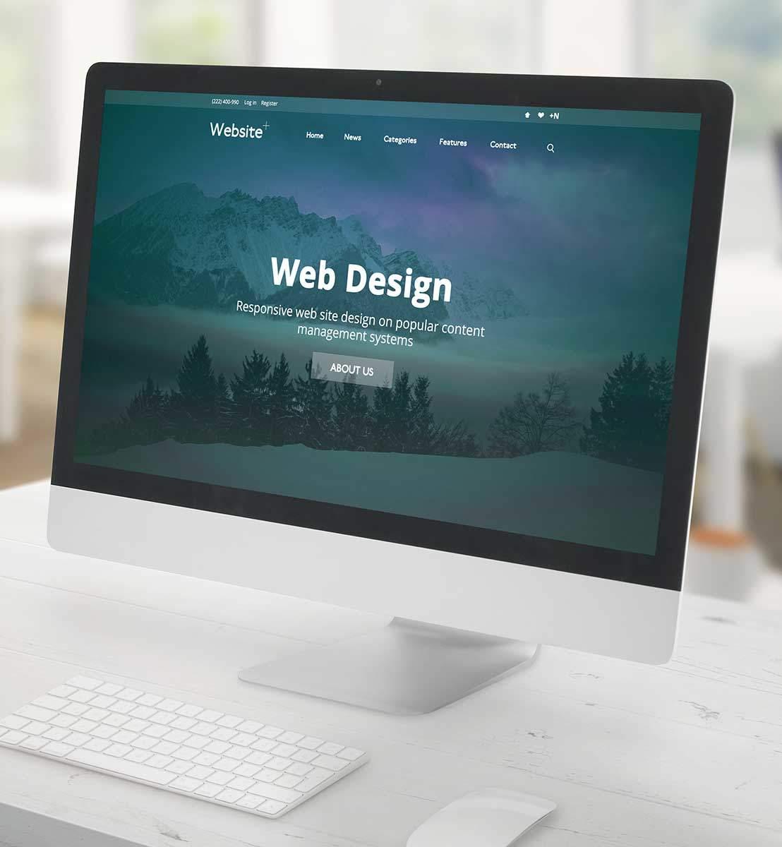 création site internet sur-mesure à Nice Monaco web développeur