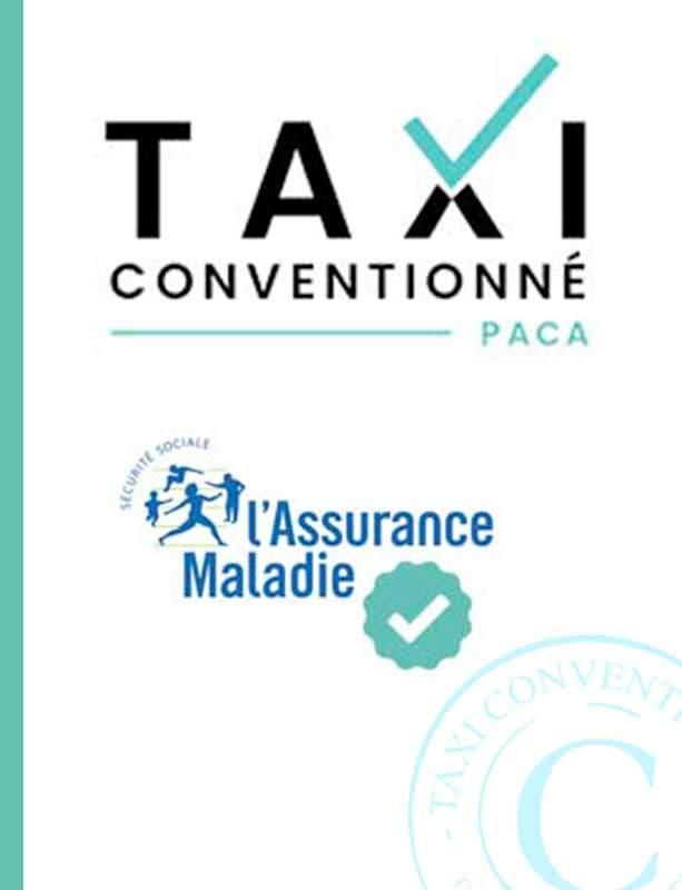 agence création site web nice taxi conventionné