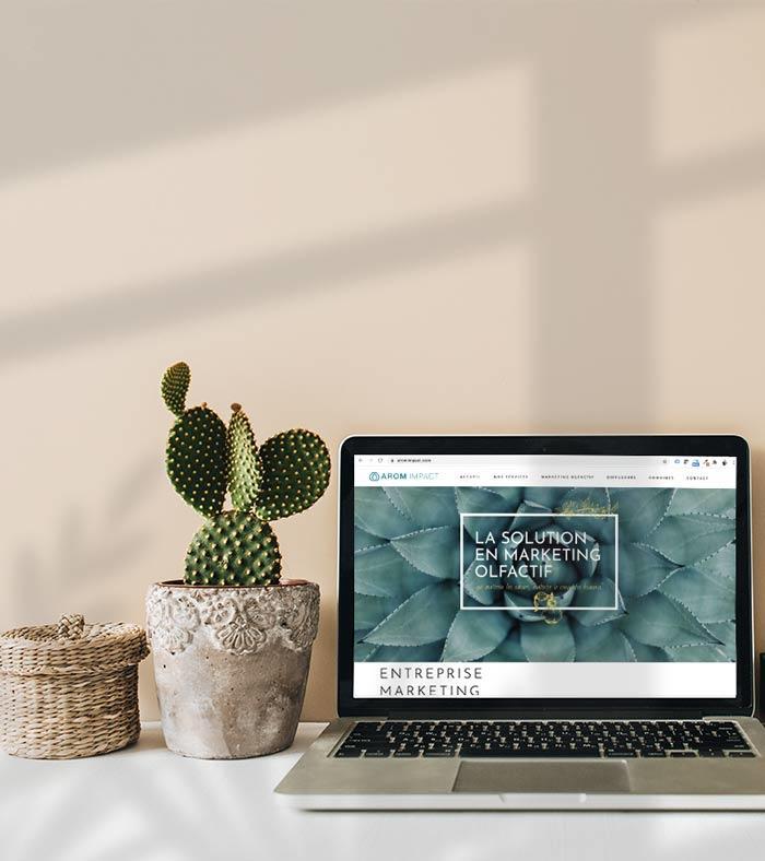 création de site internet nice à Nice